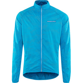Endura LumiJak II Jacket Herre neon blue